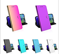 economico -telefono Custodia Per Samsung Galaxy Integrale Custodia in pelle Custodia flip S20 Plus S20 Ultra S20 S9 S9 Plus S8 Plus S8 Nota 9 J6 J4 (2018) A portafoglio Porta-carte di credito Resistente agli