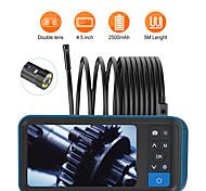 abordables -8 mm lentille 500 cm Endoscope wifi Longueur de travail Imperméable Inspection de réparation de voiture Réparation de pipeline