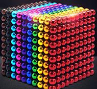 abordables -216-1000 pcs 5mm Jouets Aimantés Boules Magnétiques Blocs de Construction Aimants de terres rares super puissants Aimant Néodyme Aimant Néodyme Soulagement de stress et l'anxiété Jouets de bureau A