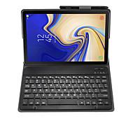 economico -custodia sottile per tastiera bluetooth per samsung galaxy tab a 10.1 2019 sm-t510 sm-t515 custodia per tablet per custodia t510 t515