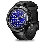 economico -Zeblaze THOR 4 Dua Unisex Intelligente Guarda Bluetooth Impermeabile Schermo touch GPS Calorie bruciate Video Timer Pedometro Promemoria sedentario Allarme sveglia Calendario
