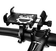 economico -Attacco cellulare per bici Portatile Indossabile Antiscivolo per Bici da strada Mountain bike Bicicletta pieghevole PVC Lega di alluminio Ciclismo Nero Rosso Grigio