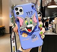 economico -telefono Custodia Per Apple Per retro iPhone 12 Pro Max 11 SE 2020 X XR XS Max 8 7 6 iPhone 11 Pro Max SE 2020 X XR XS Max 8 7 6 IMD Fantasia / disegno Cartoni animati TPU