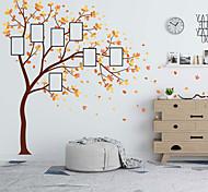 abordables -Arabesque Stickers Muraux Salon, Amovible PVC Décoration d'intérieur Stickers muraux