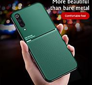 economico -telefono Custodia Per Xiaomi Per retro Custodia in pelle Xiaomi Mi 10 Xiaomi Mi 10Pro Decorazioni in rilievo Con onde pelle sintetica TPU
