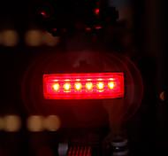 economico -LED Luci bici Luce posteriore per bici luci di sicurezza Luci di coda LED Bicicletta Ciclismo Induzione intelligente Uscita di ricarica USB Grandangolo Rilascio rapido Litio-polimero 120 lm Batteria