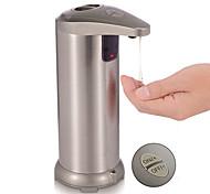 abordables -250 ml distributeur automatique de savon liquide désinfectant capteur intelligent sans contact cuisine bouteille de savon salle de bain couleur aléatoire