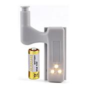 economico -1 set 3 W 1200 lm 3 Perline LED Romantico Creativo Facile da installare Luci sottopensile Luci LED per mobili Bianco caldo Bianco 12 V Casa / ufficio Cameretta dei bambini Cucina