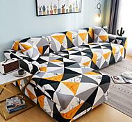 abordables -nordic simple motif géométrique housse de canapé simple double trois personnes housse de canapé extensible