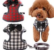 abordables -gilet de chien classique harnais harnais laisses corde sangles de poitrine de chien cool corde de traction pour chat chiot chiens laisse fournitures pour animaux de compagnie