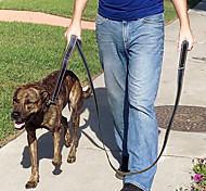 abordables -double 2 poignées long court chien corde en nylon chien réfléchissant laisse pour animaux de compagnie plomb chiot moyen grands chiens sécurité protéger chien approvisionnement pour animaux de