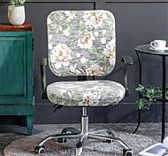 abordables -Housse de chaise Classique / Moderne Imprimé Polyester Literie