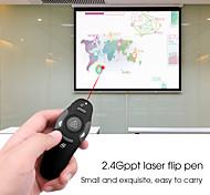 abordables -JY206 2.4g sans fil démonstrateur télécommande ordinateur contrôle électronique stylo laser ppt flip stylo multifonctionnel bureau enseignement spécial laser projection stylo