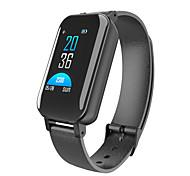 abordables -LEMFO T89 Unisexe Smartwatch Montre Connectée Bluetooth Imperméable GPS Moniteur de Fréquence Cardiaque Santé Caméra Minuterie Podomètre Rappel sédentaire Fonction réveille Calendrier