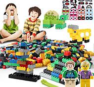 abordables -Blocs de Construction Jouet Educatif Jeu de construction Jouets 500 pcs compatible Legoing A Faire Soi-Même Classique Classique & Intemporel Chic & Moderne Haute qualité Garçon Fille Jouet Cadeau