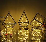 economico -10m 100leds cascata stringa luce filo d'argento flessibile nappa luci bianco caldo aa batteria per la casa coperta natale illuminazione festa di capodanno