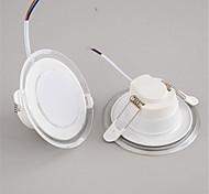abordables -4 pièces 3 W 300 lm 10 Perles LED Intensité Réglable Installation Facile Encastré LED Encastrées Blanc Chaud Blanc Froid Blanc Naturel 220-240 V Maison / Bureau Salon / Salle à Manger Chambre