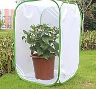 abordables -cage à insectes filet à insectes papillon cage pour animaux de compagnie semis incubateur transmissif léger cage à insectes pliable
