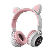economico -LITBest BT028C Cuffie auricolari 3,5 mm Bluetooth5.0 Scheda TF Dotato di microfono Con il controllo del volume per Apple Samsung Huawei Xiaomi MI Viaggi e intrattenimento