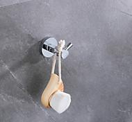economico -porta accappatoio cool contemporaneo in ottone per bagno hotel a parete, creativo metallo tradizionale / moderno