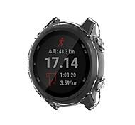economico -Custodie Per Garmin Garmin Forerunner245 TPU Proteggi Schermo Custodia per Smartwatch  Compatibilità