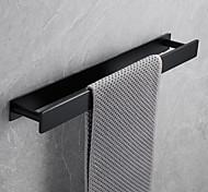 abordables -Porte-serviettes de bain auto-adhésif en acier inoxydable de 16 pouces, fixé au mur, accessoires de quincaillerie de salle de bain contemporaine Porte-serviettes, vertical et horizontal, antirouille, 4 couleurs, noir mat, brossé, poli