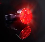 economico -LED Luci bici Luce posteriore per bici LED Bicicletta Ciclismo Induzione intelligente Super luminoso Professionale Induzione automatica del freno Litio-polimero 120 lm Batteria ricaricabile