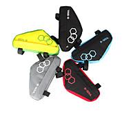 abordables -B-SOUL Sac Cadre Velo 5.5 pouce Cyclisme pour Téléphones de taille similaire Bleu / Noir Noir et rouge Vert Cyclotourisme
