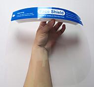abordables -adulte protection domestique sécurité visage transparent chapeau animal de compagnie double casque anti-buée anti-éclaboussures d'huile lunettes de visage