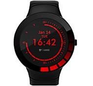 abordables -E3 Smartwatch Montre Connectée pour Android iOS Samsung Apple Xiaomi Bluetooth 1.28 pouce Taille de l'écran IP 67 Niveau imperméable Imperméable Ecran Tactile Moniteur de Fréquence Cardiaque Mesure