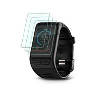 abordables -3 pcs Protection Ecran Pour Garmin Garmin Vivoactive HR Verre Trempé Haute Définition (HD) Dureté 9H Coin Arrondi 2.5D
