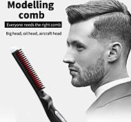 abordables -multifonctionnel cheveux peigne brosse rapide lisseur à barbe curling bigoudi montrer casquette hommes beauté cheveux styling outil dropshipping