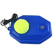 abordables -Balles de tennis Equipement d'Entraînement 1 jeu Rebond Auto-apprentissage Calories brûlées PE Pour Sport extérieur Entraînement Tennis Sport de détente