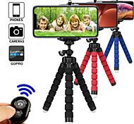 abordables -gorillapod flexible poulpe mini trépied pour téléphone appareil photo mini trépieds pour téléphone mobile trépied pour iphone samsung xiaomi