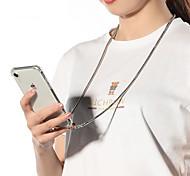 economico -telefono Custodia Per Apple Per retro iPhone 12 Pro Max 11 SE 2020 X XR XS Max 8 7 6 iPhone 11 Pro Max SE 2020 X XR XS Max 8 7 6 Transparente Tinta unita TPU Metallo