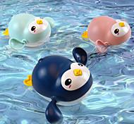 abordables -Jeu de Bain Jouet flottant de pêche Jouets pour piscine Jouet de baignoire de piscine d'eau Jouets de bain Jouet de baignoire Manchot Plastique Flottant Liquider Natation Piscine Baignoire L'heure du