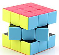 abordables -Ensemble de cubes de vitesse 1 pcs Cube magique Cube IQ D918 3*3*3 Cubes Magiques Cube casse-tête Jouets de bureau Adolescent Adulte Jouet Cadeau