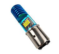 economico -otolampara 1 pz ba20d lampadine moto 60 w smd 3030 4800 lm 12 fari a led per honda tutti gli anni