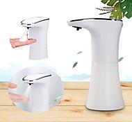 abordables -Nouveau 350 ml automatique induction alcool-désinfection capteur sans contact mousse lavage à la main pulvérisateur désinfection machine pour la maison hôtel usb de charge