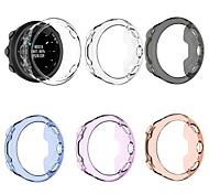 economico -Custodie Per Garmin Forerunner 45 / Forerunner 45s TPU Proteggi Schermo Custodia per Smartwatch  Compatibilità