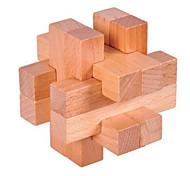 economico -Cubi Puzzle 3D Modellini di legno Famiglia Fantastico Fatto a mano Interazione tra genitori e figli di legno 1 pcs Bambino Ragazzi e ragazze Giocattoli Regalo