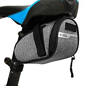 abordables -1 L Imperméable Sacoche de Selle de Vélo Sacs de Porte-Bagage Multifonctionnel Réfléchissant Poids Léger Sac de Vélo Térylène Sac de Cyclisme Sacoche de Vélo Activités Extérieures