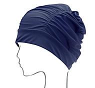 abordables -Bonnets de Bain pour Adultes Polyester / Polyamide Doux Extensible Natation Surf