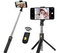 economico -bastone selfie k07 per cellulare bluetooth con treppiede integrato mini foto multifunzione artefatto live universale