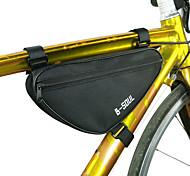 abordables -1.8 L Imperméable Sac Cadre Velo Portable Poids Léger Cyclisme Sac de Vélo Térylène Sac de Cyclisme Sacoche de Vélo Téléphones de taille similaire Activités Extérieures