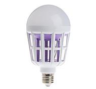 abordables -1 pcs 15 W E27 LED Lampe Anti-Moustique Couleur Blanche Bon Cri Économie D'énergie LED Ampoules Globe Pour Camping En Plein Air Nuit Sleepping