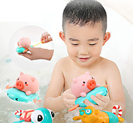 cheap -Cute Cartoon Animal Pig Water Spraying Tool Pig Baby Water Toys Bath Toys Swimming Pool Early Educational