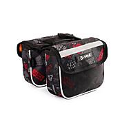 abordables -Sac Cadre Velo 5.8 pouce Cyclisme pour Téléphones de taille similaire Bleu Noir et rouge Cyclisme / Vélo Cyclotourisme