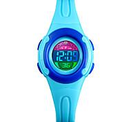 economico -SKMEI bambini Orologio digitale Digitale Digitale All'aperto Resistente all'acqua Calendario Cronografo / Due anni / Similpelle