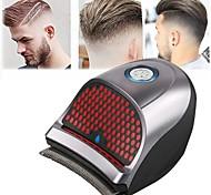 abordables -tondeuses à cheveux rechargeables barbe rasoir tondeuses à cheveux pour hommes auto-coupe de cheveux à la maison kit tondeuses à cheveux sans fil avec 9 peignes